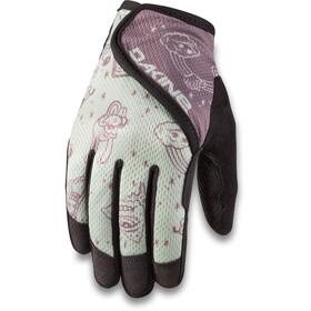 Dakine Prodigy Gloves Kids, negro/blanco